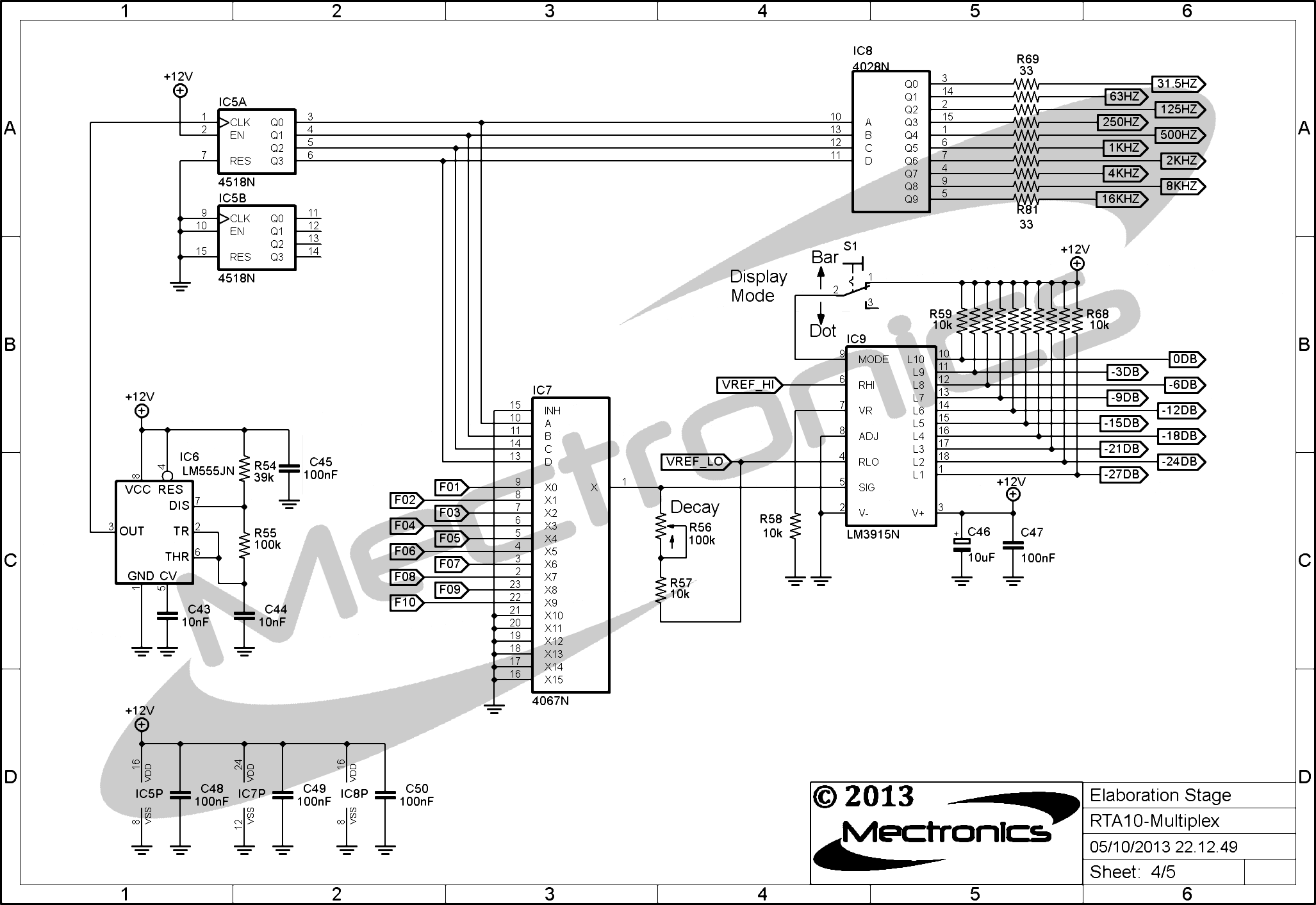 RTA10 - Elaboration Stage
